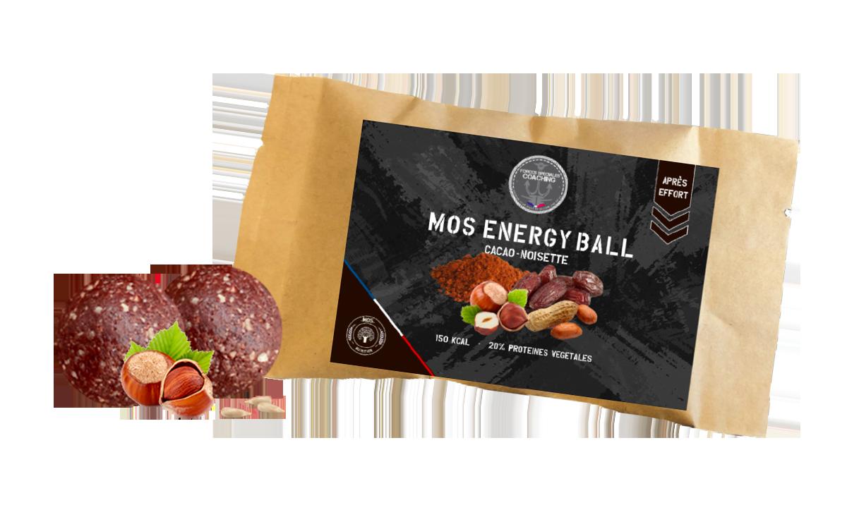 MOS energy balls